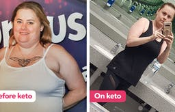 How Amy lost 90 pounds and got off her meds