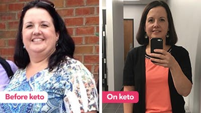 """Within one year of going keto I was prescription-free for the first time in decades!"""