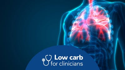 Can low carb help lung disease?
