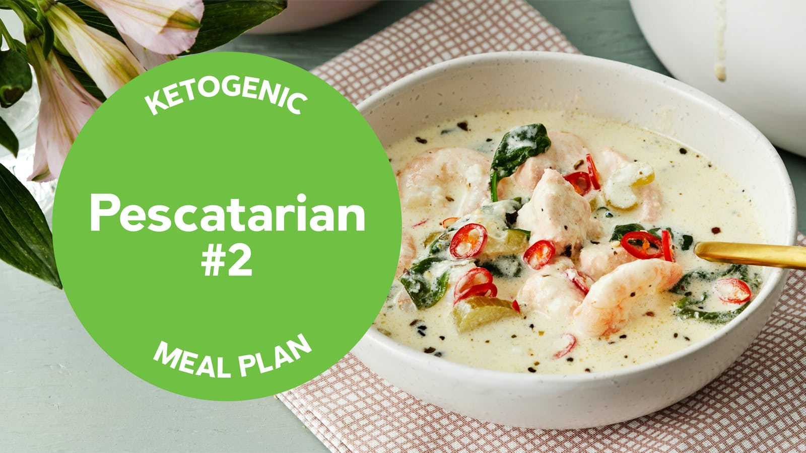 Keto Meal Plan Pescatarian 2 Try It For Free Diet Doctor