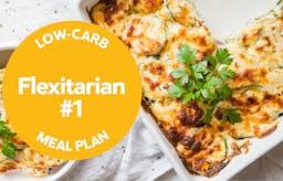 New low-carb meal plan: Flexitarian #1