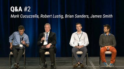 Q&A with Mark Cucuzzella, Robert Lustig, Brian Sanders and James Smith (LCD 2020)