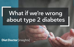 Insights: What if we're wrong about type 2 diabetes?