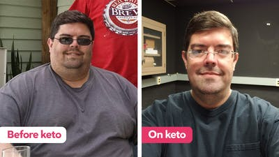 """Keto is the key to finally keeping the weight off for good!"""