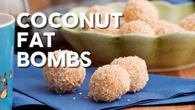 Cinnamon and cardamom fat bombs