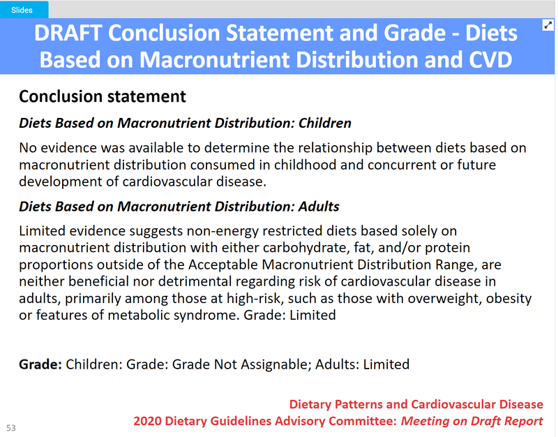 DRAFT Conclusion Statement and Grade