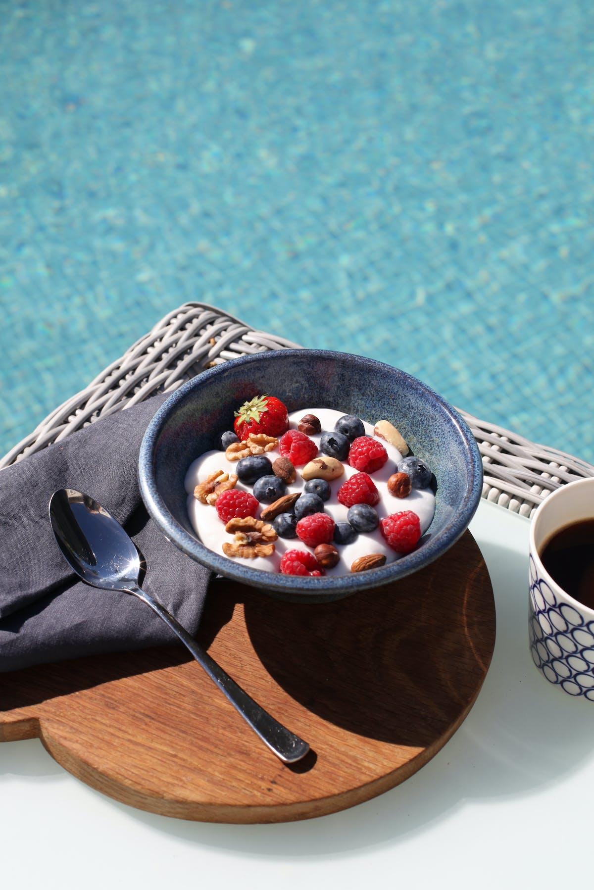 Low-carb coconut Instant Pot yogurt