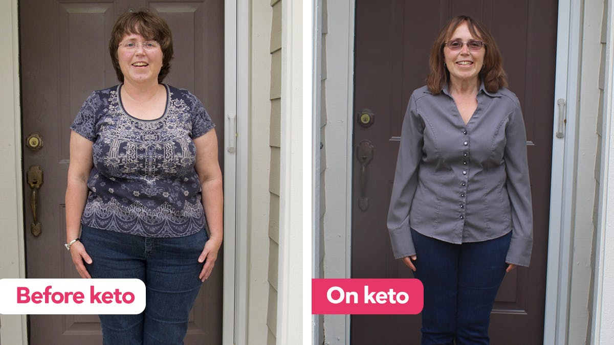 'Low carb is the ONLY thing that helped'