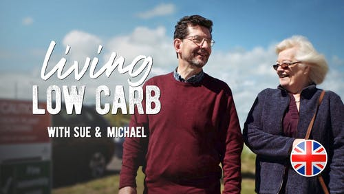 Living low carb: Sue Jones and Michael
