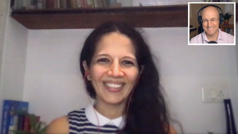 Diet Doctor Podcast #54 with Dr. Roshani Sanghani
