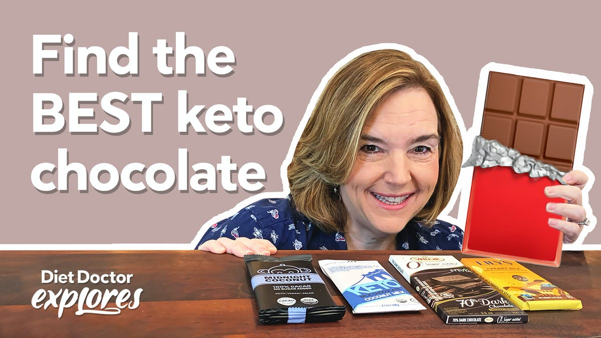 Keto-approved chocolate bars for chocolate lovers — DD Explores