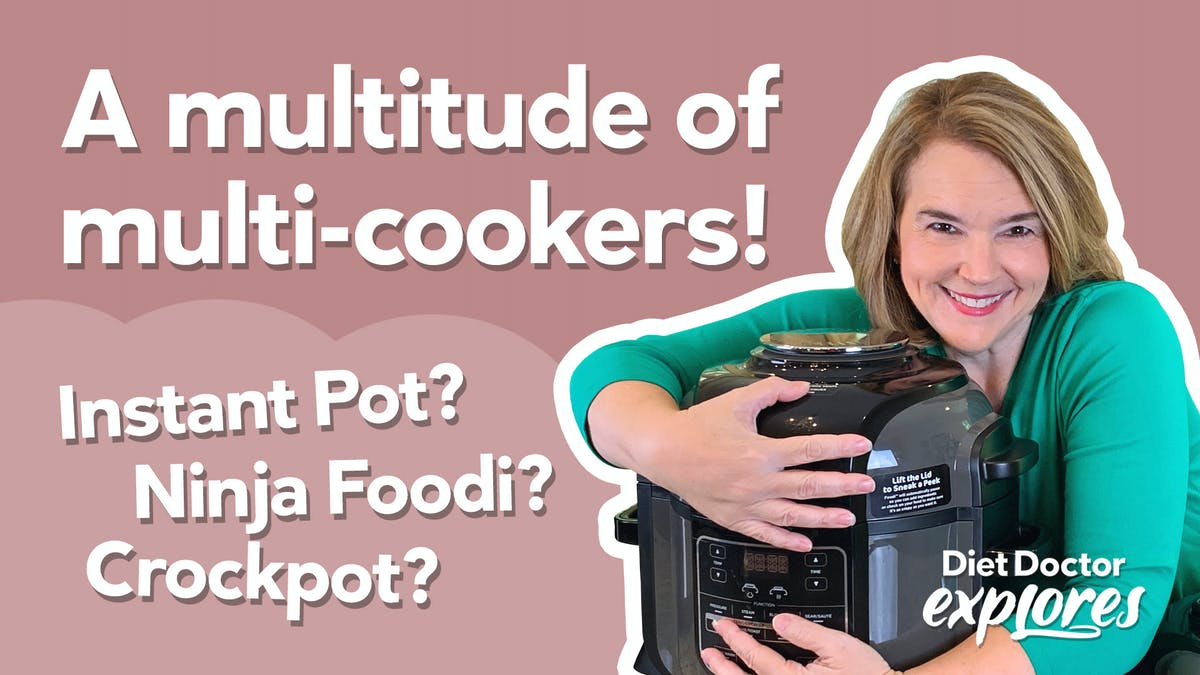 How to use multi-cookers for keto or low carb – DD Explores