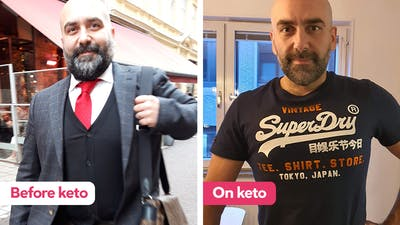 Ali says he and his family 'all feel so much better' since going keto