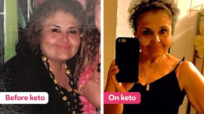 'I am blessed to have discovered the keto lifestyle'