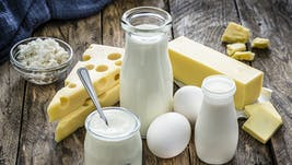 Keto and low-carb dairy: the best and the worst