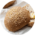 Keto bread (photo)