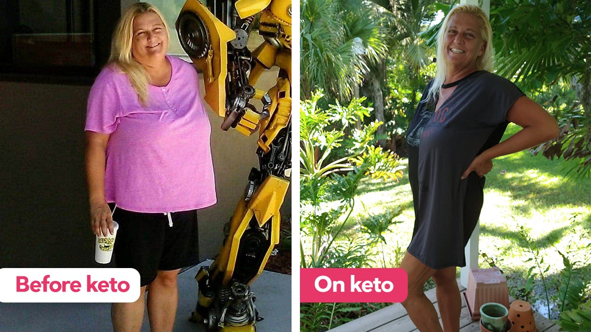 'Starting keto is the best decision I ever made for my health'