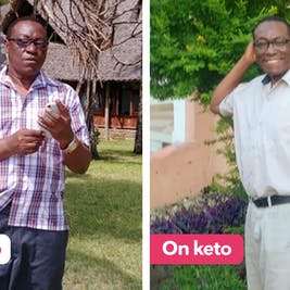 Kenyan doctor reverses his type 2 diabetes with low carb, then pays it forward