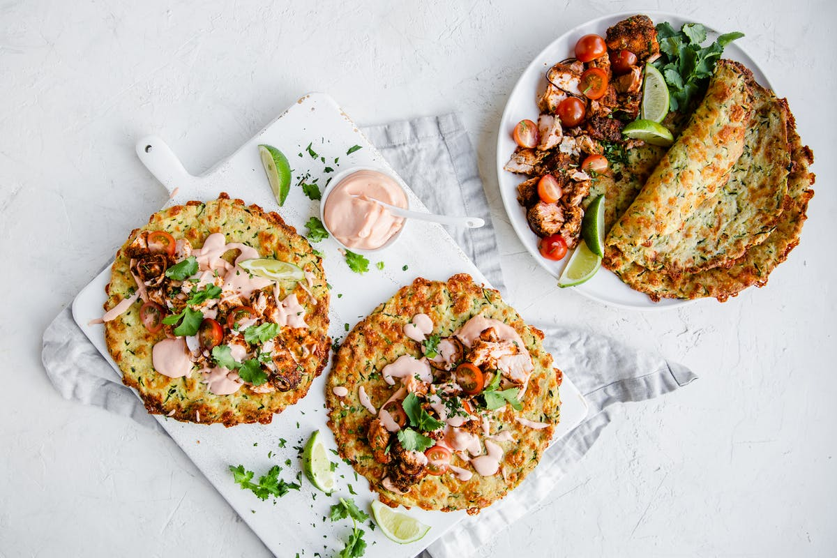 Mexican inspired keto and low-carb recipes