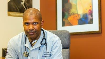 Dr. Hampton: Exercise for better health