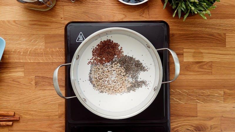 Fabulous low-carb oatmeal