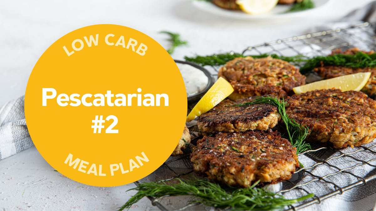 Low carb: Pescatarian #2