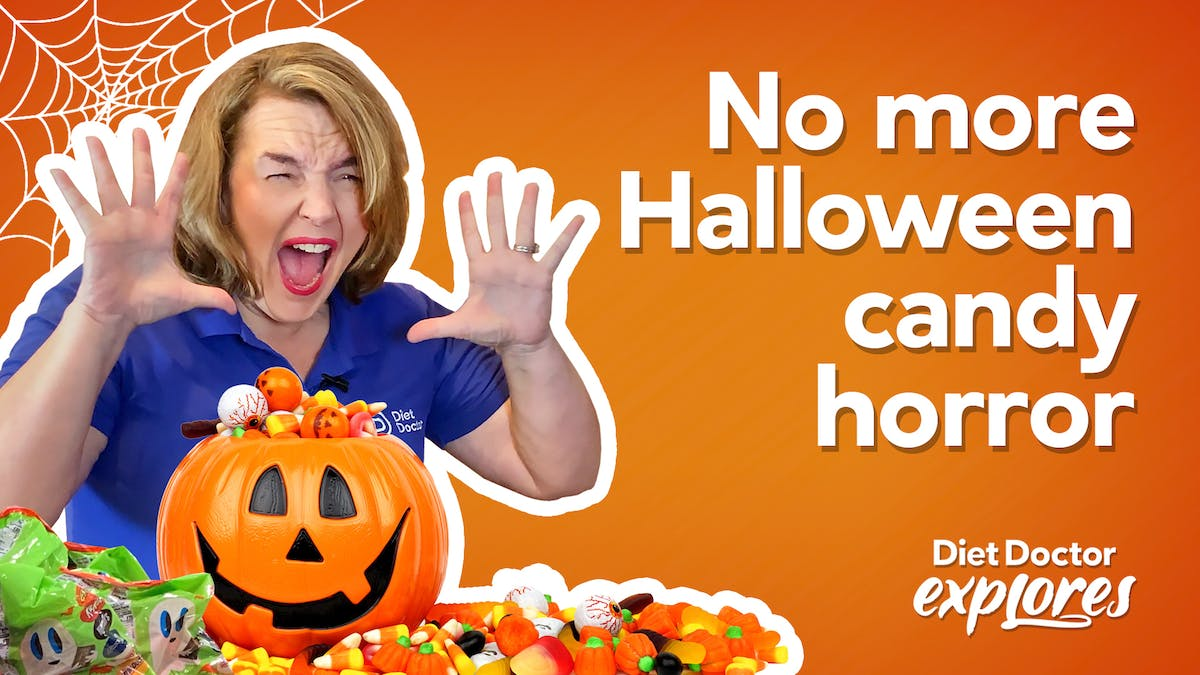 Halloween candy without the guilt – Diet Doctor Explores