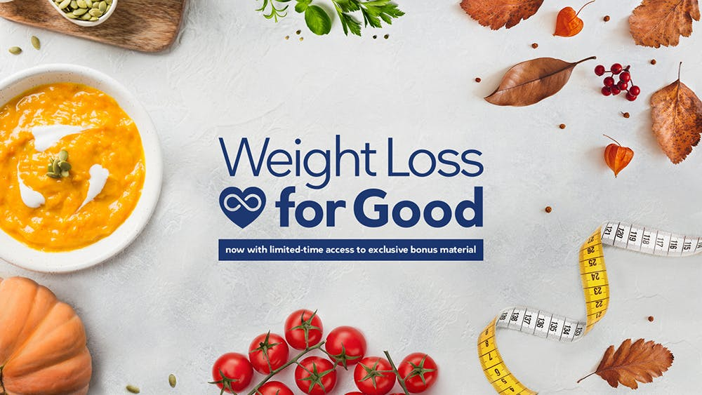 Sign up today to start your fall weight-loss journey