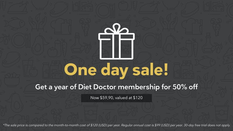 Diet doctor 1 day sale