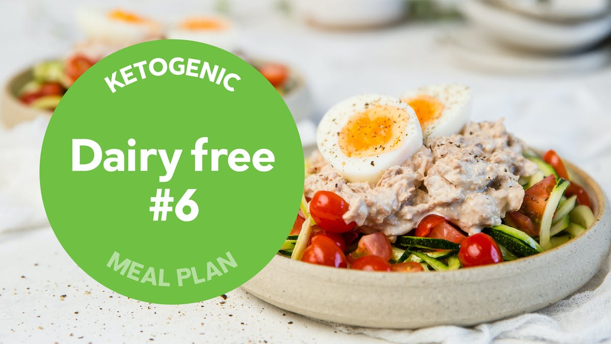 Keto diary free meal plan