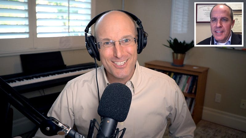 Diet Doctor Podcast #61 with Dr. Glen House