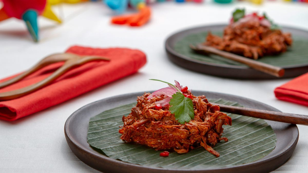 Slow cooker Mexican Cochinita Pibil