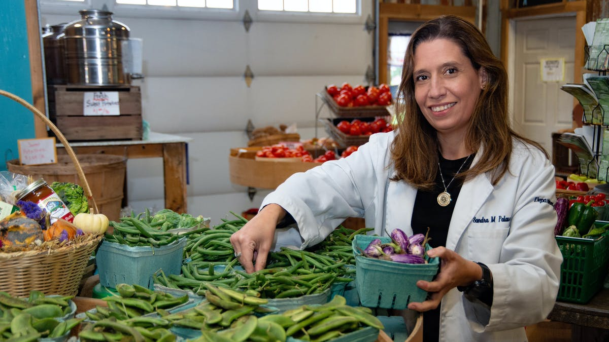Dr. Palavecino brings low-carb to rural Delaware