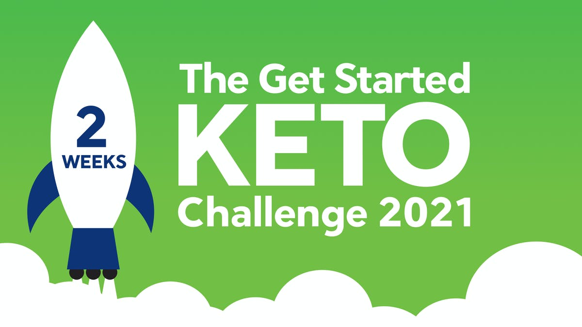 Get started with Diet Doctor's FREE 2-week keto challenge!