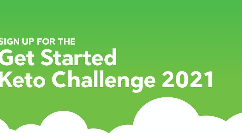 开始keto挑战2021  - 注册