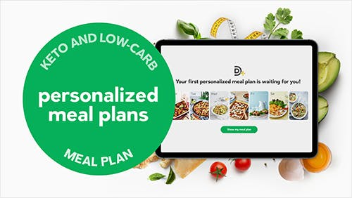 Personalized meal plans (photo)