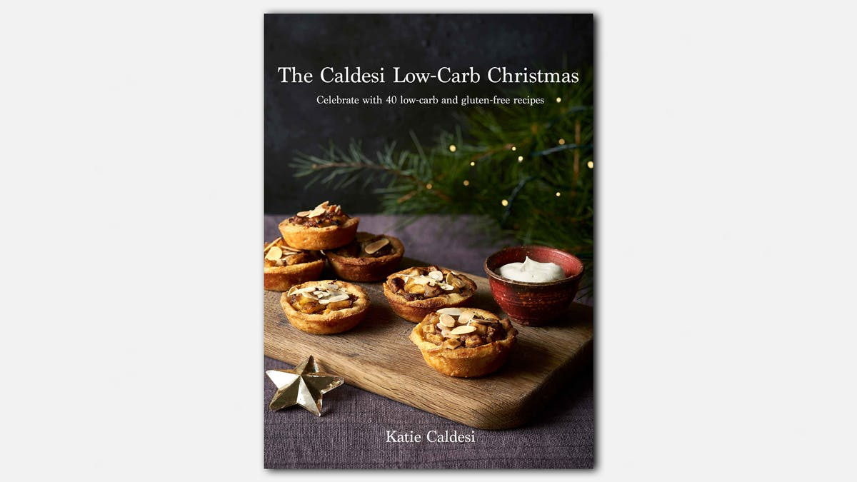 New e-book: low-carb Christmas recipes