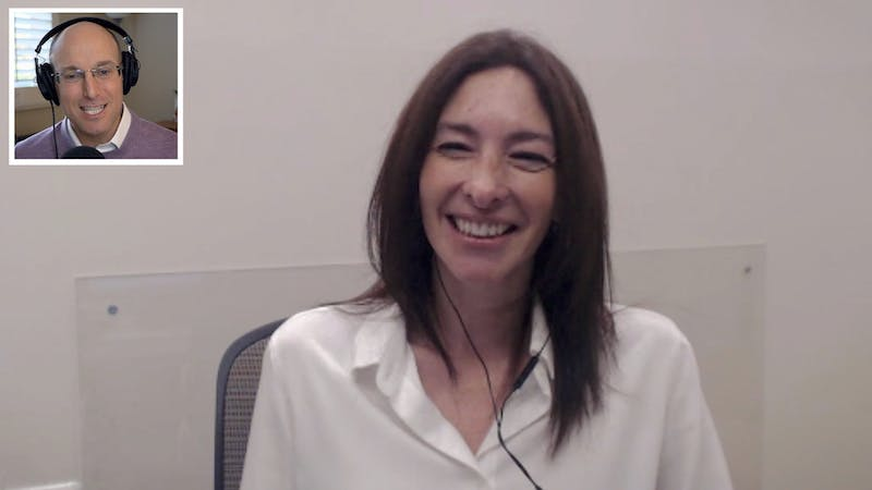 Diet Doctor Podcast with Dr. Mariela Glandt