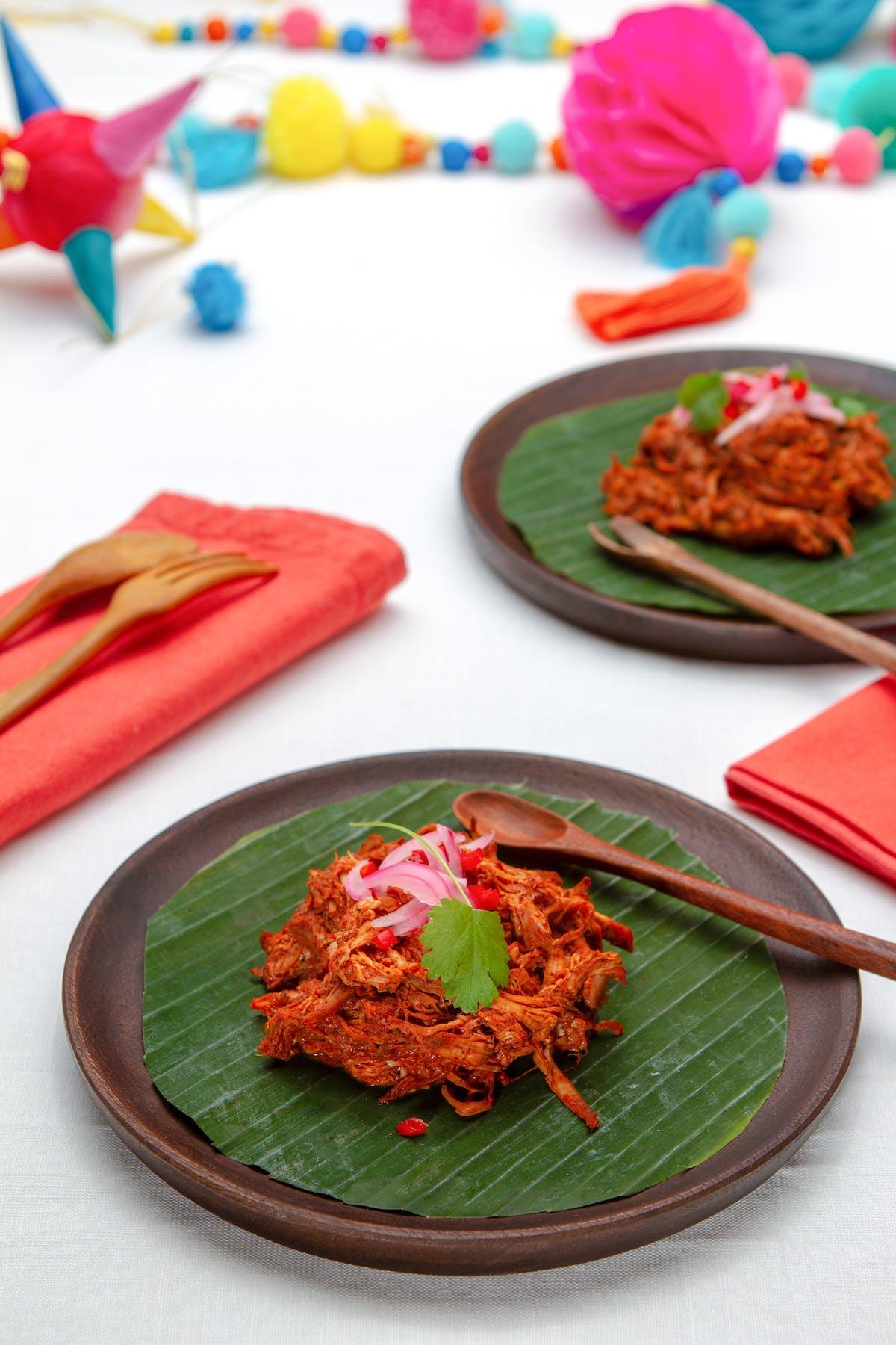 Slow cooker Mexican Cochinita Pibil
