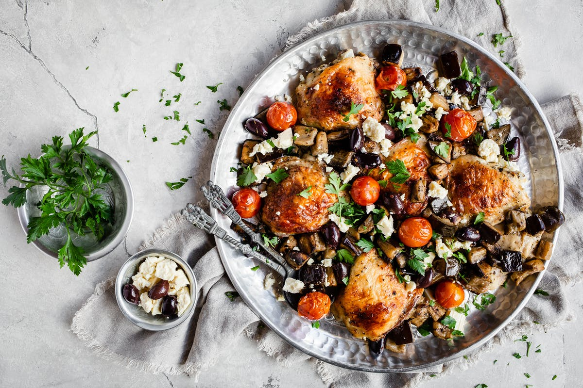 Best healthy low-carb and keto chicken recipes