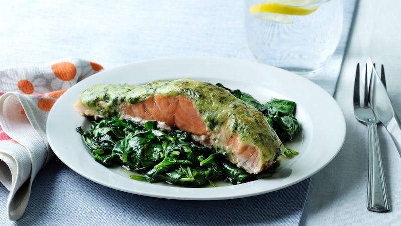 delicious-keto-pesto-salmon