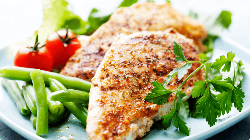 grilled-chicken-breast-with-veggies-on-the-atkins-diet 1