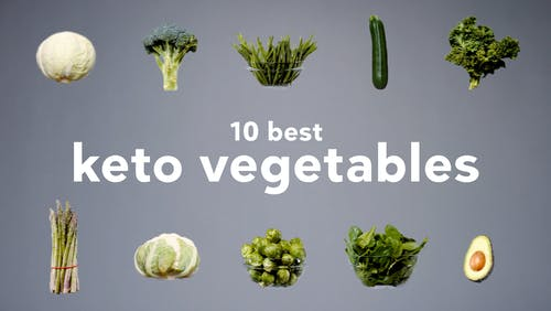 10 best keto vegetables