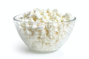 Cottage cheese — top protein source on a vegetarian keto diet