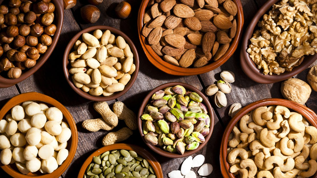 The best high-protein nuts
