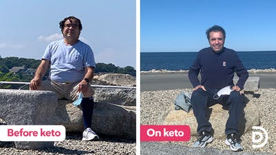 'Going strict keto with IF really helped me'