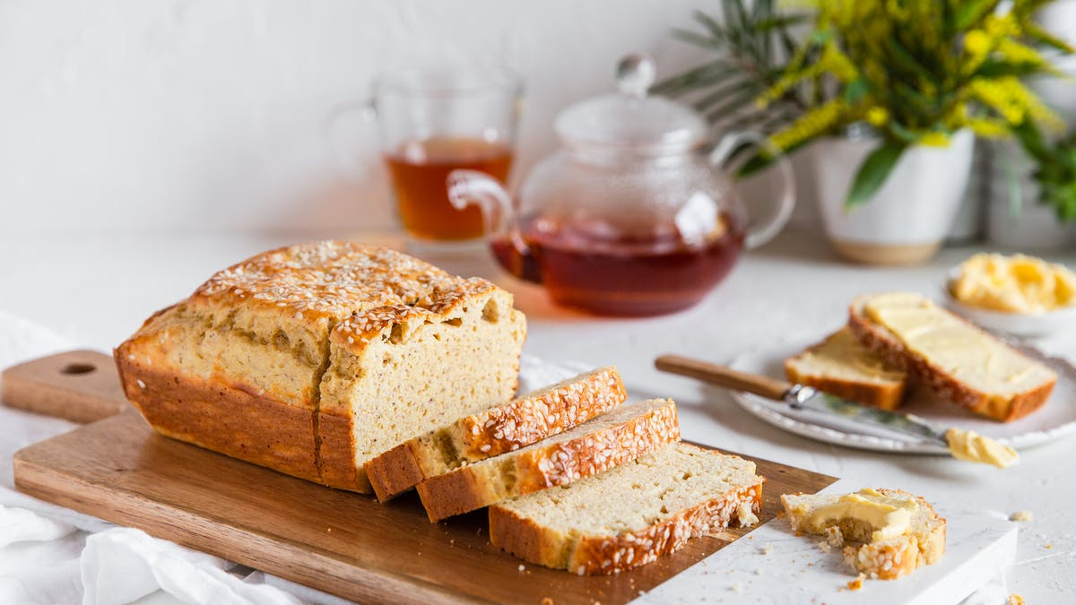 Cooking video: The high-protein bread