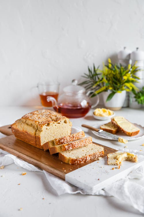 The high-protein bread