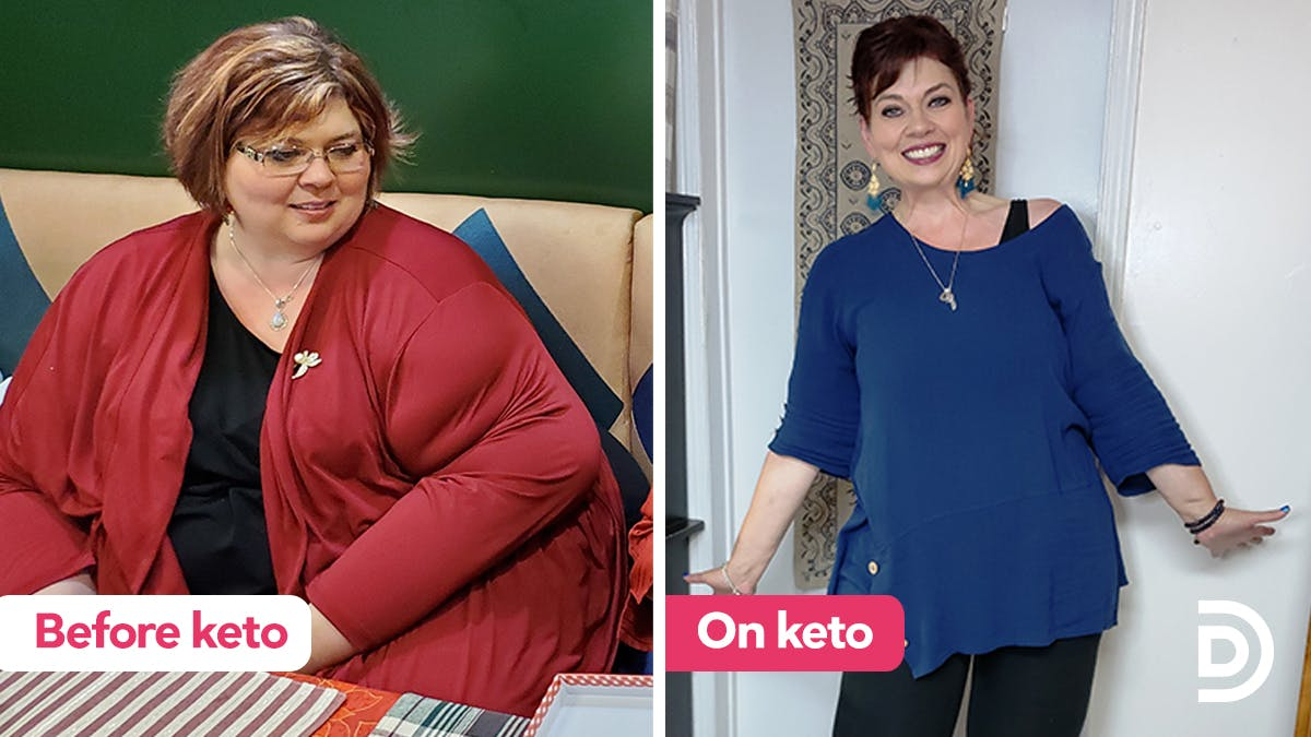 """With 250 pounds lost, Jane feels """"better than ever"""""""
