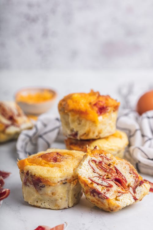3 ingredient egg cups